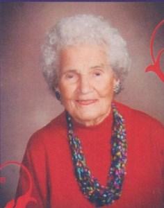 """Elizabeth """"Betty"""" Pearl  Milnes"""