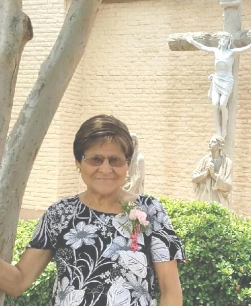 Rosa E.  Sabala