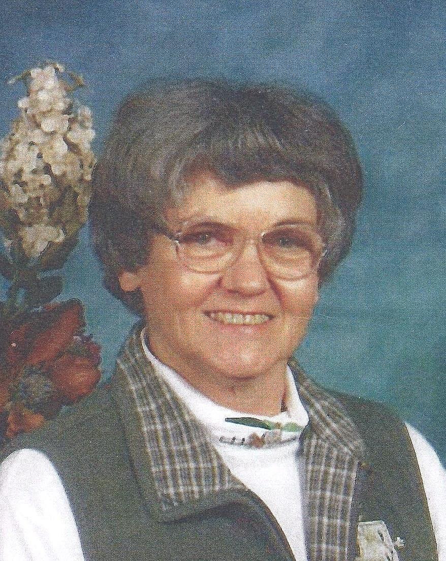 Mary E.  McPherron