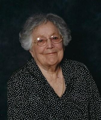 Mary Ann Blackstone