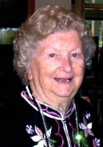 Margaret Mary  Docherty