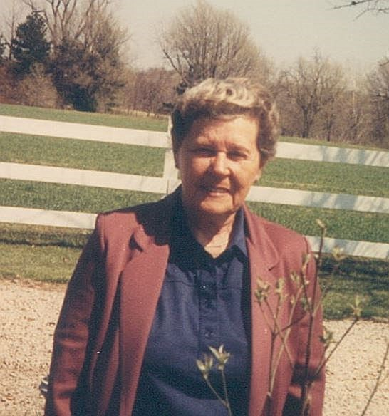 Mary E.  Springer