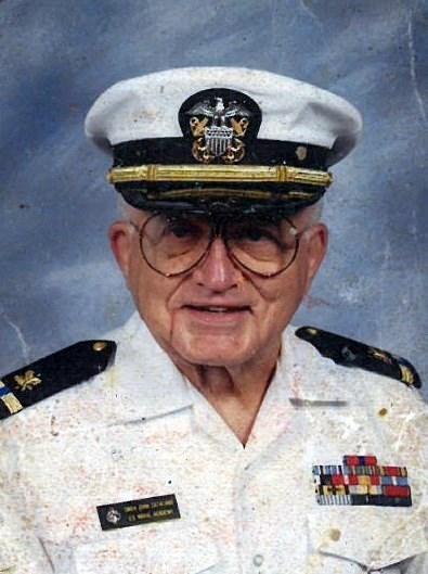 "Ret. Chief Warrant Officer, 4th Class, U.S. Navy, John ""JC""  Catalano"