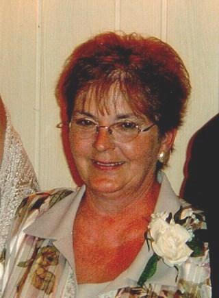Madeline Frances  Palmateer