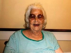 """Margaret """"Mimi""""  Williams"""