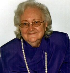 Ruth Elizabeth  Farrington