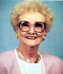 Mildred Lee  Hudson