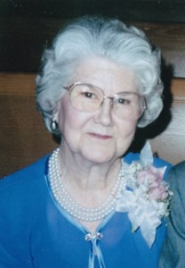 June Ethel  Bragg