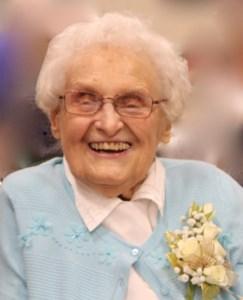 Sr. Eugenia  Reibel OSB