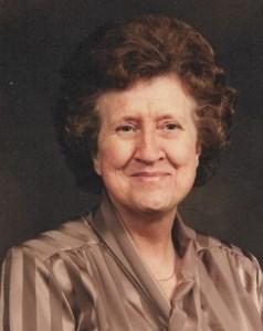 Thelma Faye Rogers  Self