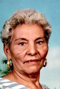 """Eudelia """"Lela - Mrs. V."""" Ybanez  Villarreal"""
