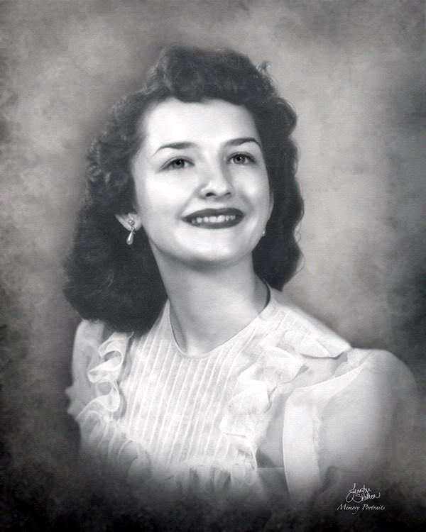 Edna Elane  Wolfrum