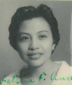 Leticia Flores  Ancheta