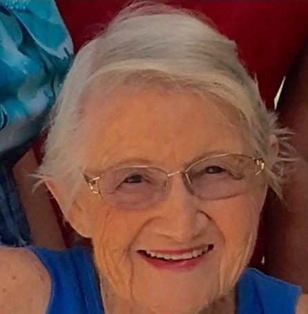 Edna Mae  Liddle