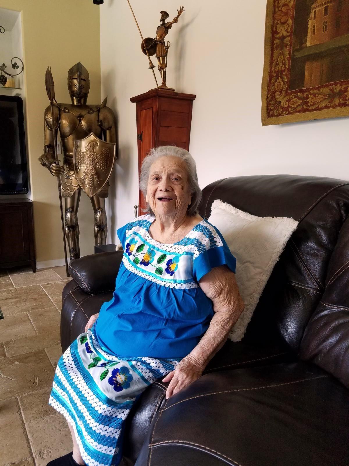 Juana  Rubalcava Fierros