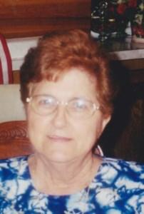 Agnes Marie  (Templet) Albarado