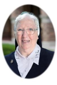 Sister Mary Pauline  Gregorio, CCVI