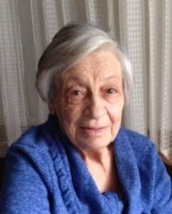 Luisa  Bendetti (née) Martinis