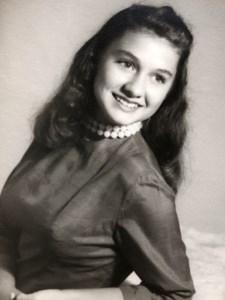 Sandra Yvonne  (Christie) Christensen