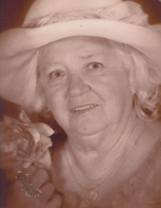 Ethel Claudia Plaisance  McAllister