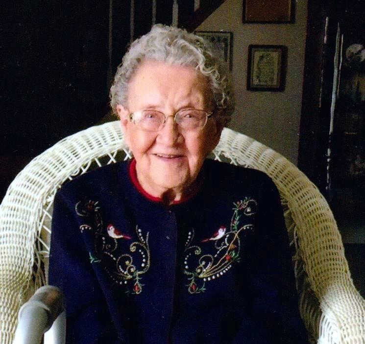 Bessie Marie  Wolford