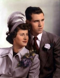 Richard & Lorraine   Roberts