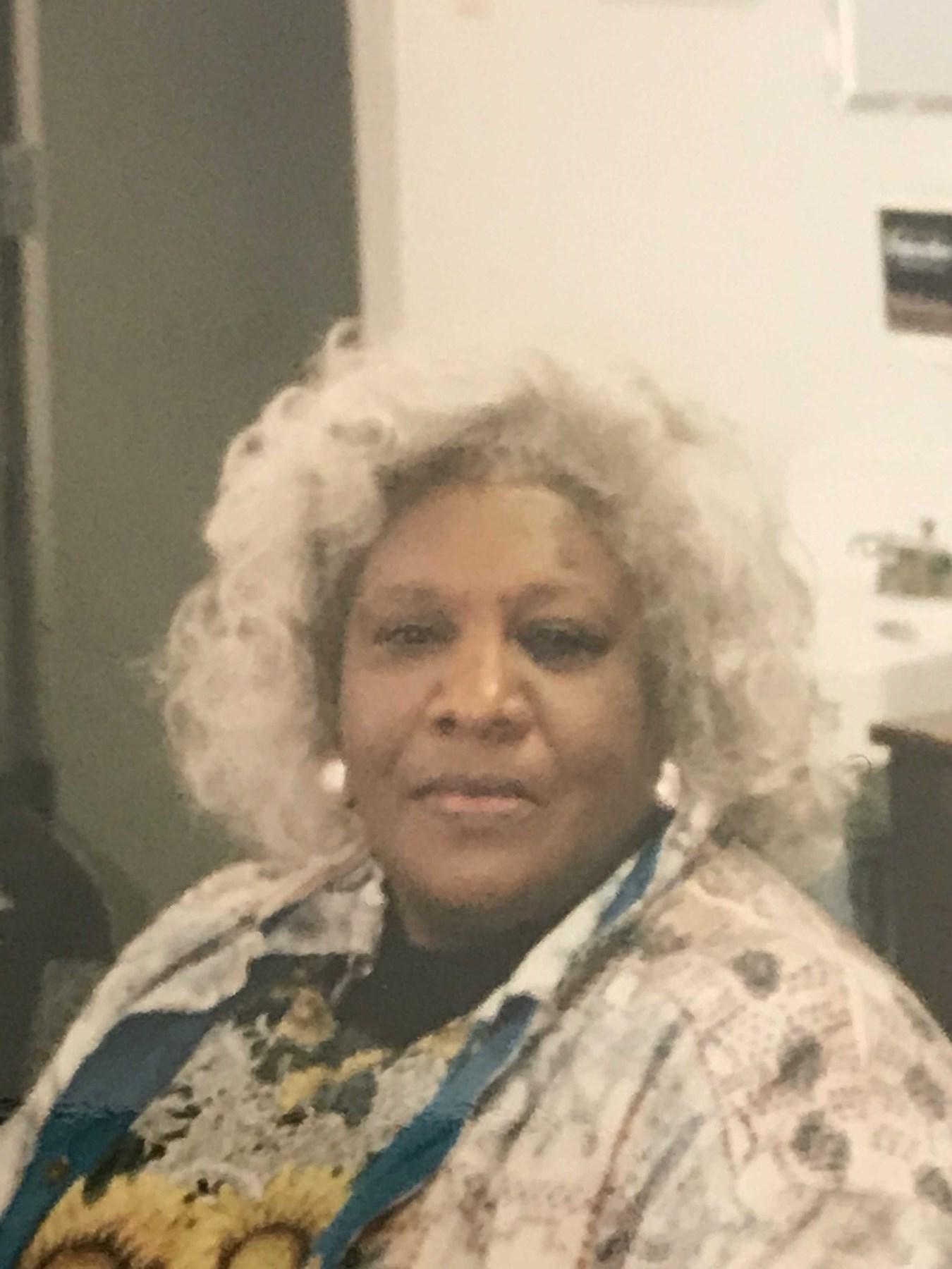 Barbara Mason  Jones