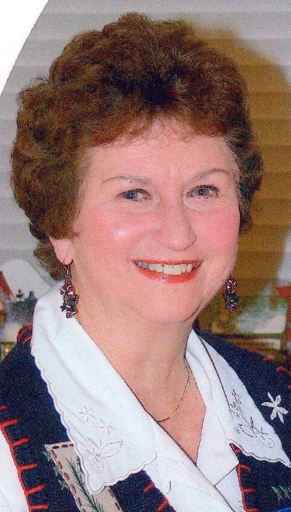 Joan M  Cocuzzo