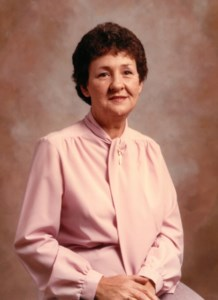 Johnnie Rhea  Burnett