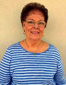 Betty Jo  Thurman