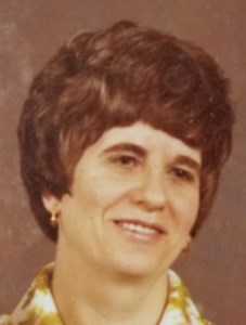 Virginia Ann  Taylor