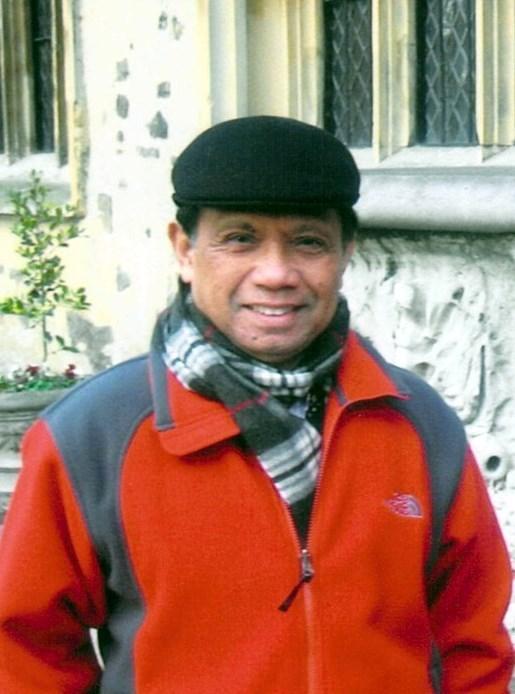 Edgardo Reblora  Manlangit