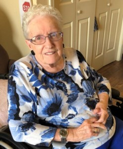 Delores Marie  Mitchell