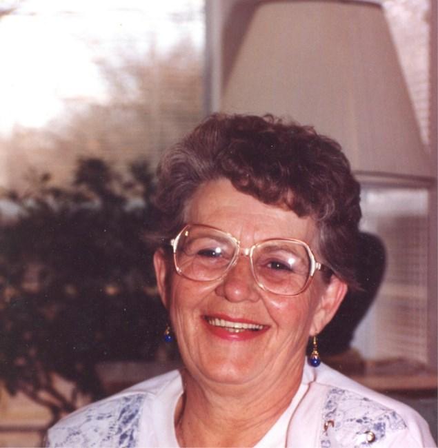 Alberta Grace McClelland Obituary - Denison, TX