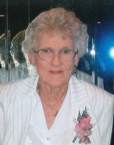 Sister Evelyn  Cartmell