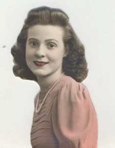 Dorothy S.  Hartranft