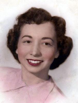Gladys Mary Van Ampting