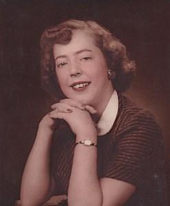 Helen Frances  Cowan
