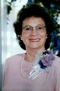 Clara Jean  Rushing