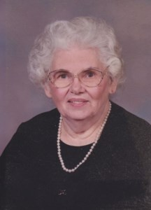Dorothy Florence  Anderson