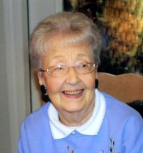 Martha K.  Redding
