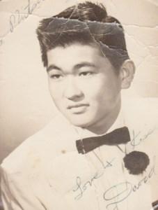 David Ginji  Kono