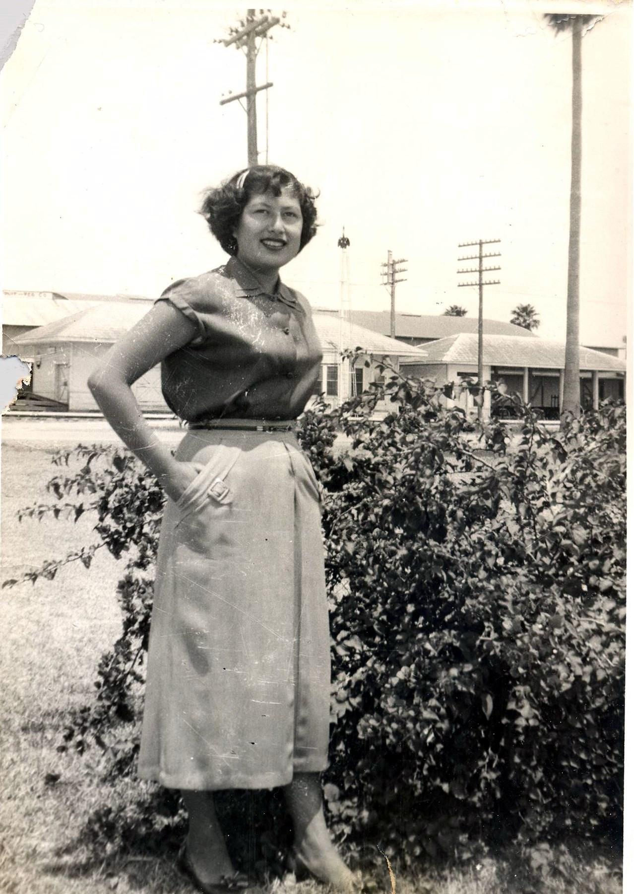 Jovita Nino  Flores