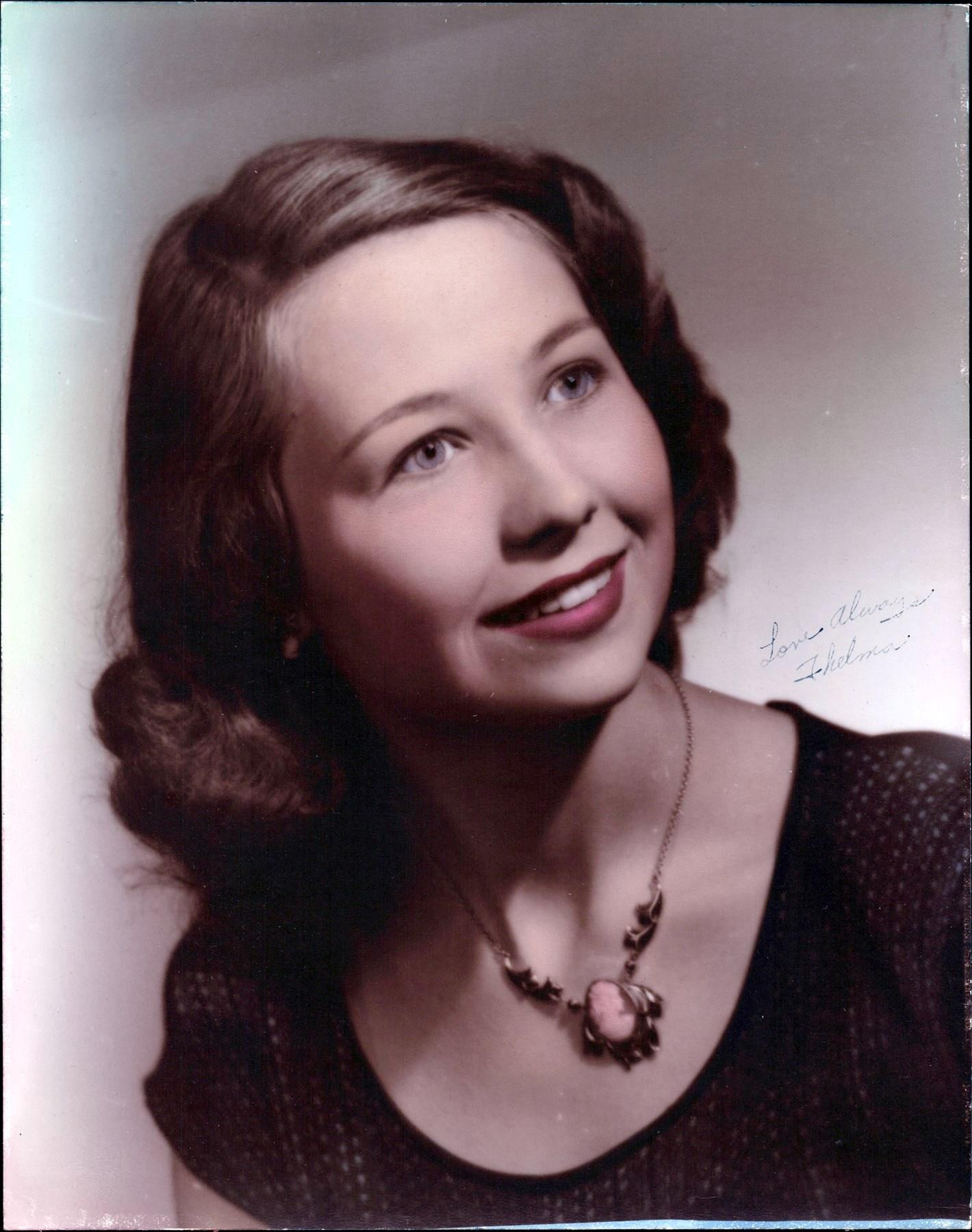 Thelma Lee  Heeth
