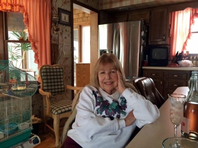 Joan Marie  Swearingen