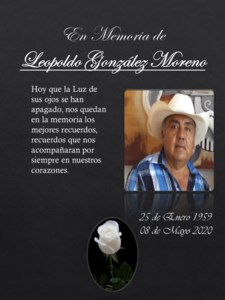 Leopoldo  Gonzalez Moreno