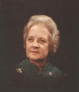 Clara Virginia  Tilley