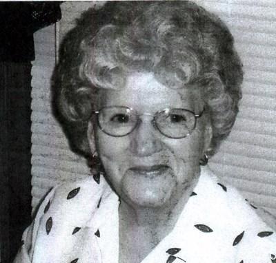 Ruth Burleson