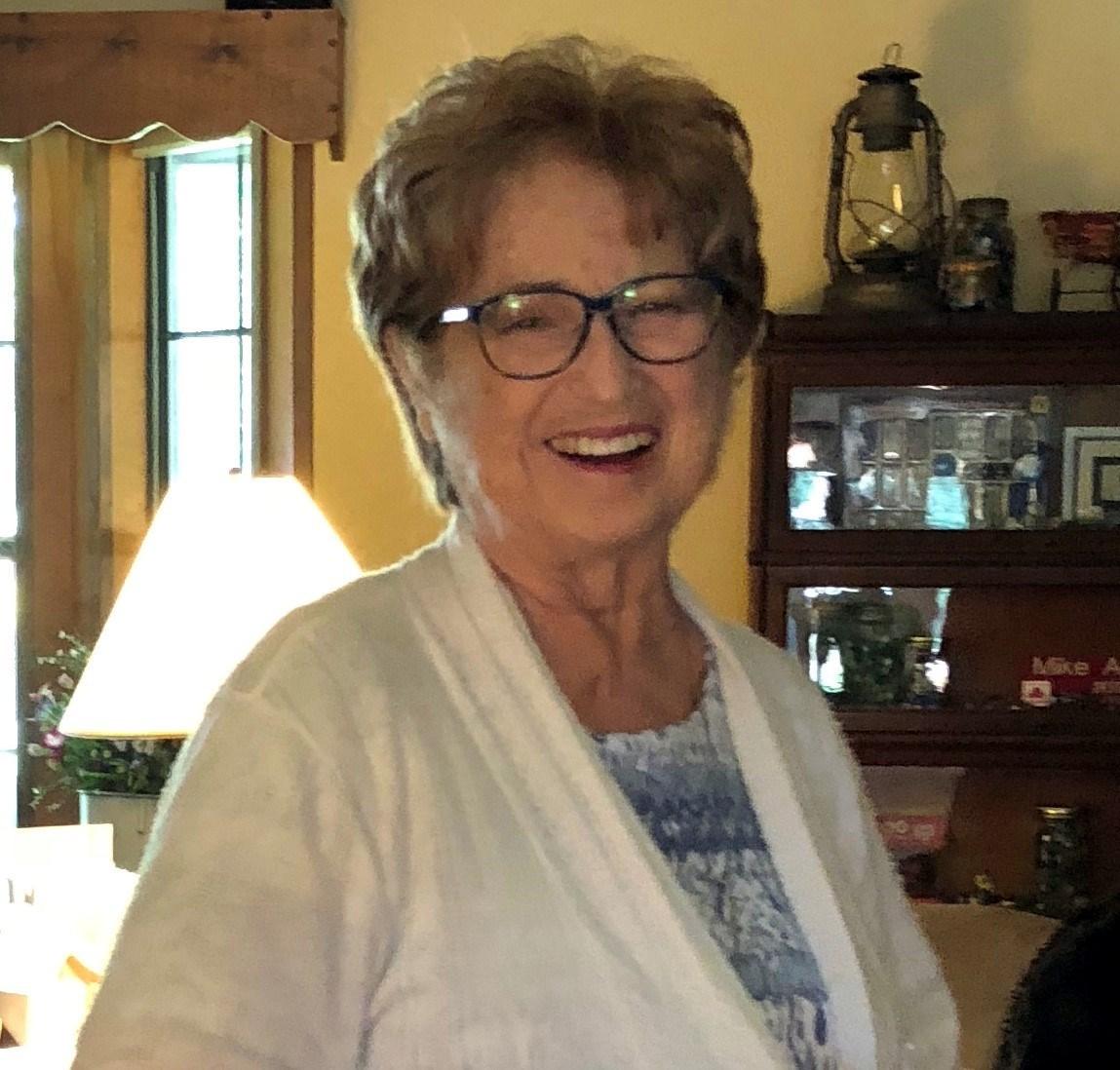 Patricia Marilyn  Thompson