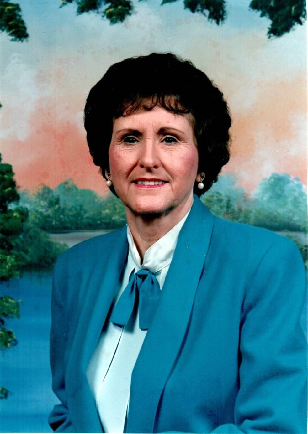 Della Jeanette Nicholson  Joyce